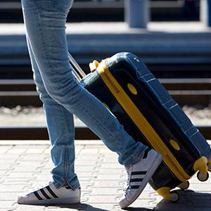 旅行中の利用可能